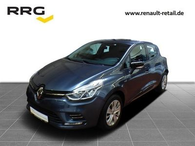gebraucht Renault Clio IV TCe 90 Limited Navi !!!