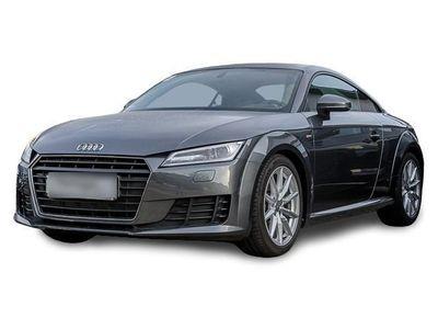 gebraucht Audi TT Coupe 1.8 TFSI S Line Alcantara Soundsystem LM18