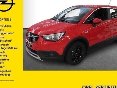 gebraucht Opel Crossland X 1.2 INNOVATION (EURO 6d-TEMP)