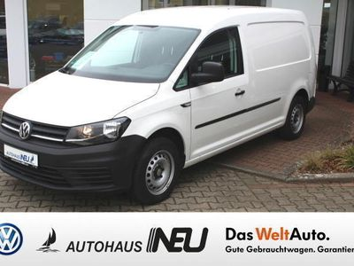 usado VW Caddy Maxi Kasten Basis 2.0 TDI BMT Klima Einparkhilfe W