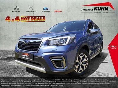 gebraucht Subaru Forester e-Boxer 2.0ie Comfort Lineartronic