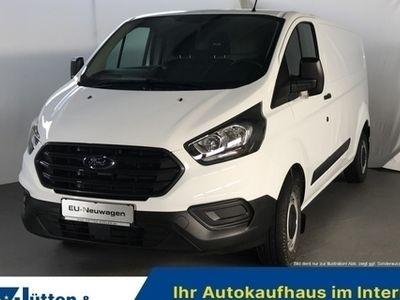 gebraucht Ford 300 Transit Custom KASTENWAGENL1H1 2.0 TDCi +AHK+KLIMA+PDC+NSW