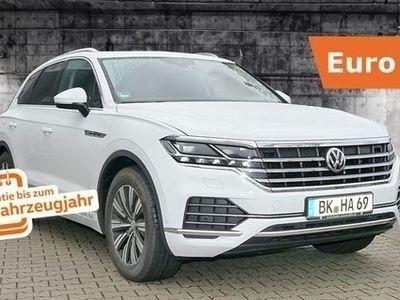 gebraucht VW Touareg 3.0TDI 4Mot Eleg AHK Navi Standh Matrix Pano