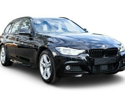 gebraucht BMW 320 320 d touring*xDRIVE*STEPTR*M-SPORTPAKET*/UPE:68
