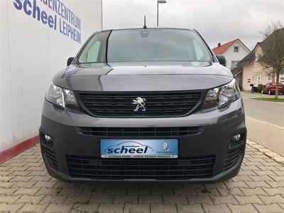 gebraucht Peugeot Partner 1.5 BHDi 130 L1 Asphalt Klima Drive-Ass.