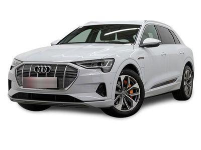 gebraucht Audi E-Tron - 50 Q S-LINE BAFA! PANORAMA eSITZE LM20