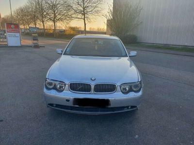gebraucht BMW 730 Baureihe 7 d
