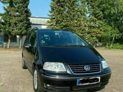 gebraucht VW Sharan 6/7 Sitzer mit neue Tüv