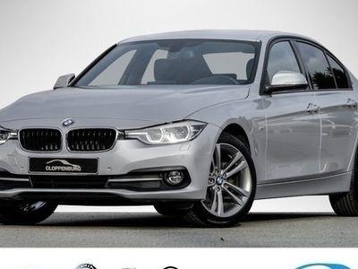 gebraucht BMW 318 d xDrive Sport Line HiFi LED WLAN RFK Shz