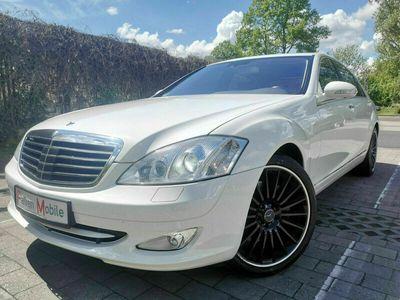 gebraucht Mercedes S420 S -Klasse Lim.CDI L + Leder + Klima