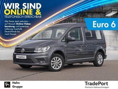 gebraucht VW Caddy Comfortline 2,0TDI 75kW DSG EPH GRA DAB BT