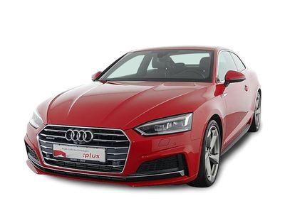 gebraucht Audi A5 Coupι 3.0 TDI qu Tiptronic 3x S Line LED,Navi