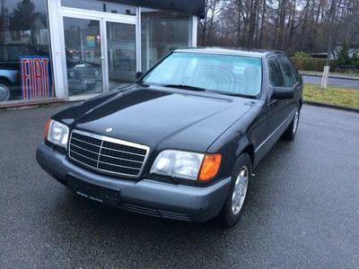 gebraucht Mercedes 400  W140,