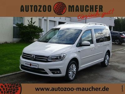 gebraucht VW Caddy Maxi 2.0 TDI DSG BMT Highline 7-Sitzer/AHK