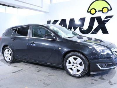 gebraucht Opel Insignia 2.0 CDTi Edition ST +Navi +PDC +SHZ +IntelliLink