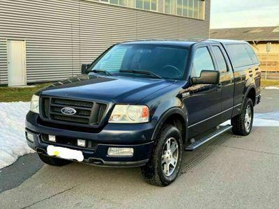 gebraucht Ford F-150 5.4 Triton ~ FX4 ~ LPG ~ Hardtop
