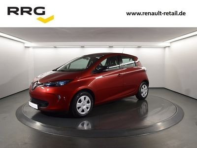 used Renault Zoe LIFE 22kWh zzgl. Batterie Miete