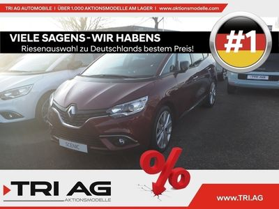 gebraucht Renault Grand Scénic Limited Deluxe TCe 160 EDC 7-Sitzer Navi Keyless R
