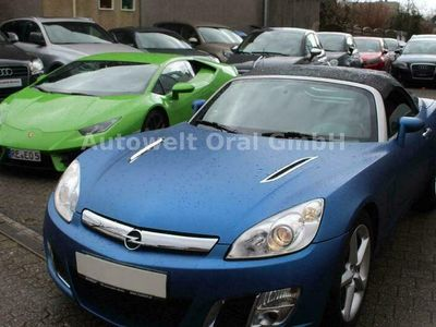 gebraucht Opel GT 2.0 TURBO*LEDER*KLIMA*2:HAND!!