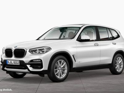 gebraucht BMW X3 xDrive30d Advantage AHK Leder LED HUD NaviProf