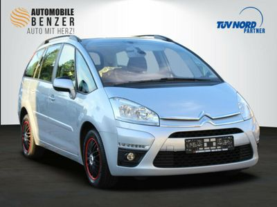 gebraucht Citroën C4 GrandPicasso**7-Sitzer**NAVI**PDC**MFL**SHZ*