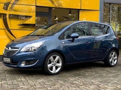 gebraucht Opel Meriva 1.6 CDTI ecoflex Start/Stop Innovation