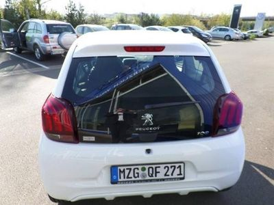 gebraucht Peugeot 108 Active 82 PureTech 3trg