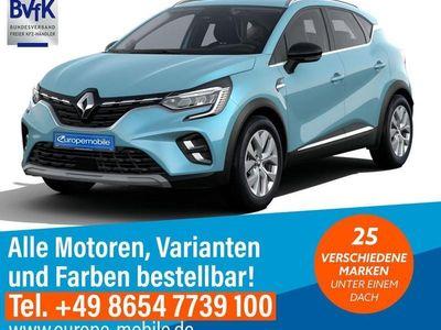 gebraucht Renault Captur Intens NAVI TCe 140 EDC GPF (D4)
