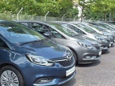 käytetty Opel Zafira 1.4 T S&S Navi 4.0 IntelliLink/Cam Klimaauto. Alu17 Temp PDC OnStar NSW 7 Sitzer