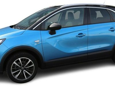 gebraucht Opel Crossland X Crossland X1.2 120 Jahre Sondermodell #NAVI RFK
