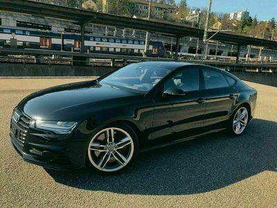 gebraucht Audi S7 4.0 TFSI, TOP ausgestattet als Limousine in Jestetten