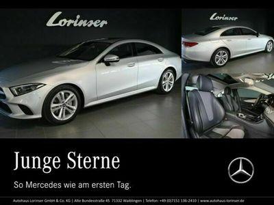 gebraucht Mercedes CLS300 d Coupé MULTIBEAM/DISTRONIC/360°/SHZ/PTS