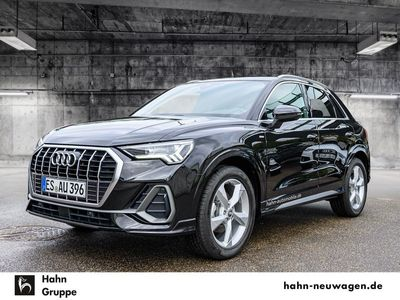 gebraucht Audi Q3 S-Line 35TDI Stronic Pano Navi B&O DAB