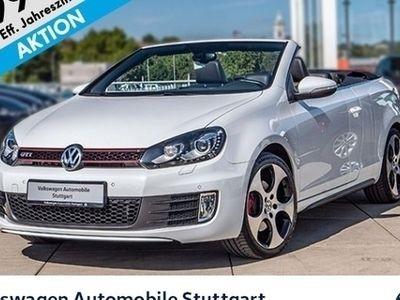 gebraucht VW Golf Cabriolet GTI