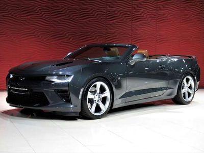 gebraucht Chevrolet Camaro Neu Cabriolet V8*HEAD-UP*SITZKLIMA*XENON*20'LM*1.HD*