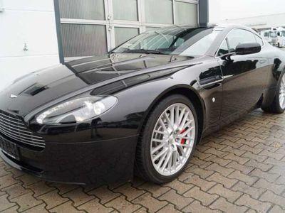 gebraucht Aston Martin V8 Vantage 4,7 6-Gang, kompl. Scheckheft, 2.Hd, deuts