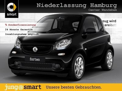 gebraucht Smart ForTwo Coupé 52kW passion DCT cool&Audio Tempom