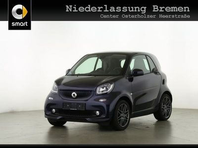 gebraucht Smart ForTwo Coupé 66kW passion BRABUS DCT cool&Audio