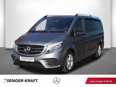 używany Mercedes V250 d AVANTGARDE EDITION Lang Leder AHK LED
