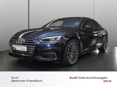 gebraucht Audi A5 Coupé 2.0 TDI sport S tronic LED VC Tempomat