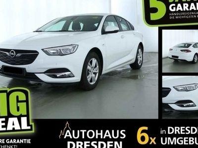 gebraucht Opel Insignia 1.6 CDTI Edition Assist Spurh. Abstand