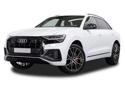gebraucht Audi Q8 3.0 Benzin