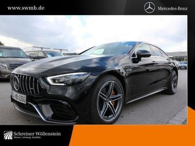gebraucht Mercedes AMG GT 63 S 4M Multibeam*Wides*HUD*SHD*Distr*360