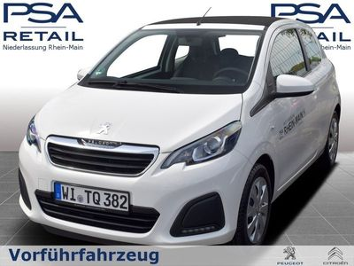 gebraucht Peugeot 108 Style 72PS