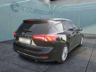 gebraucht Ford Focus FocusTurnier Titanium 1.5l EcoBoost 150 PS