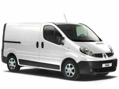 gebraucht Renault Trafic 2.0 dCi 115 L1H1, Klima, TÜV 08.2019