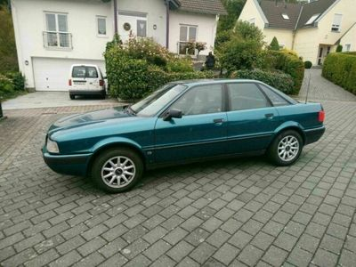 gebraucht Audi 80 B4 Limo 5 Zylinder NG