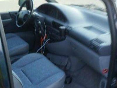gebraucht Peugeot 806 ohne Rost 8 Sitzer