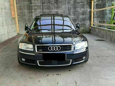 gebraucht Audi A8L 4.2 Scheckheft gepflegt, LPG als Limousine in Lauchheim