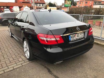 gebraucht Mercedes E300 CDI BlueEfficiency,AMG,VOLLAUSSTATTUNG
